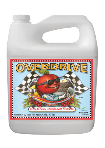 Advanced Nutrients Overdrive 4L