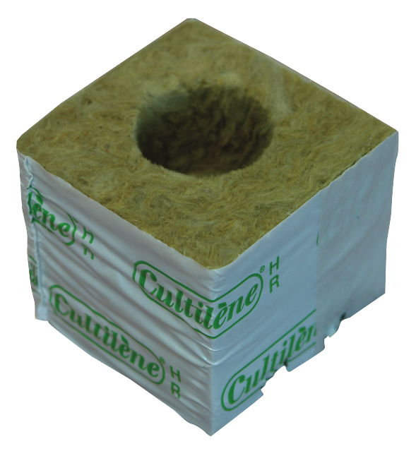 "3"" Rockwool Block"