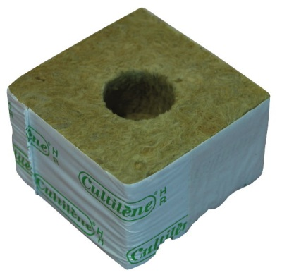 "4"" Rockwool Block"