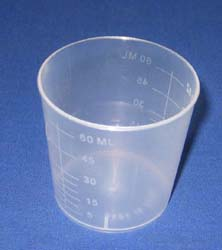 60ml Measuring cup