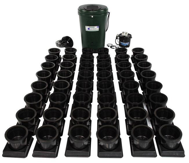IWS Flood And Drain 48 Pot System