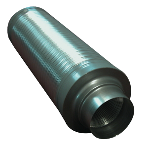 Inline Silencer 315x600