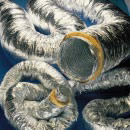 Insulated Foil Ducting 315mm 10M