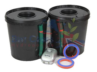 DWC 2 Oxy Pot Bubbler Kit