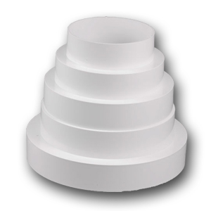 Vents Ducting Step Reducer