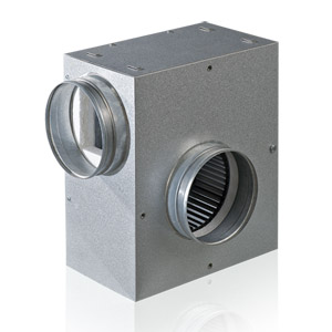 KSA Acoustic Box Fan 125mm 5""