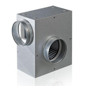 """KSA Acoustic Box Fan 100mm 4"""""""