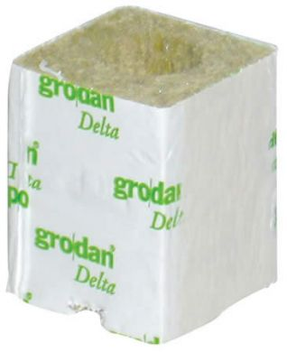 "3""  Deep Rockwool"