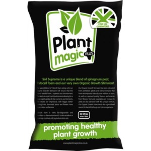 Plant Magic Plus Soil Supreme 50L
