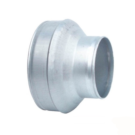 Metal Reducer 125mm to 100mm