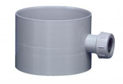 Plastic Duct Condensation Trap