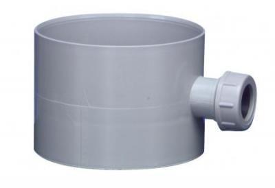 Plastic Duct Condensation Trap