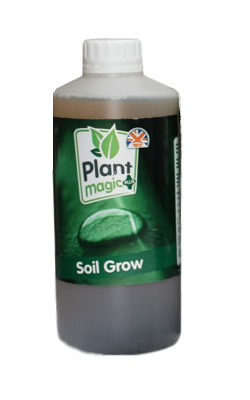 Plant Magic Soil Grow 5L