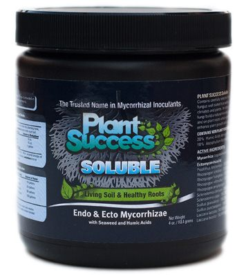 Soluble mycorrhizae 4oz