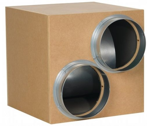 Acoustic Box Fan 4250 m3/hr  315mm