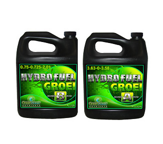 Green Planet Hydro Fuel Grow 4L AB