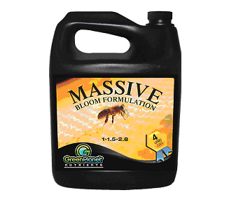 Green Planet Massive Bloom Formulation 1L