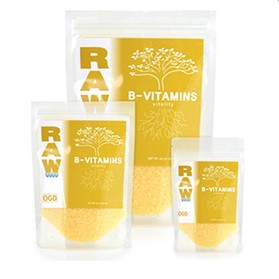 RAW = SOLUBLE B-Vitamin 2oz