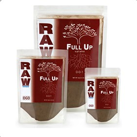 RAW = SOLUBLE Full Up 2oz