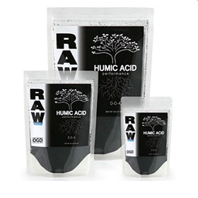 RAW = SOLUBLE Humic Acid 2oz