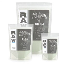 RAW = SOLUBLE Silica 2oz