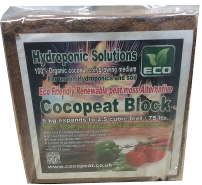 Cocopeat Block 75L