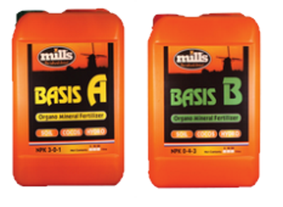 Mills Basis A B 5L