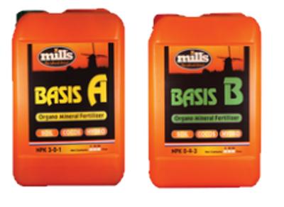 Mills Basis A B 20L