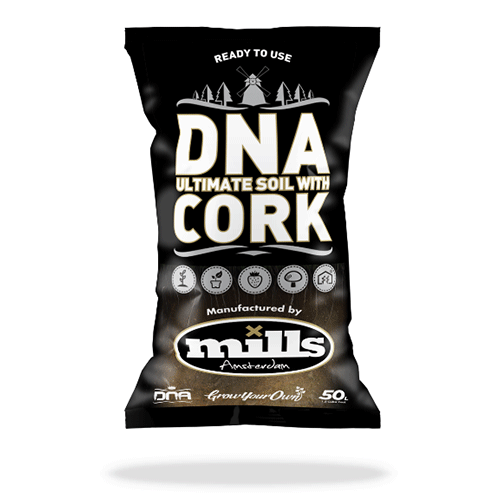 DNA Mills Ultimate Soil with Cork 50L