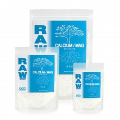 RAW Calcium/Mag 8oz