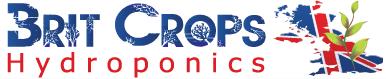 Brit Crops Hydroponics Logo